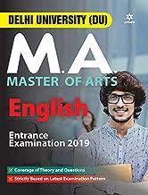 Delhi University MA English Guide 2019