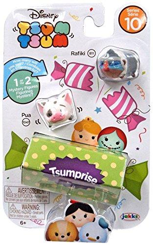 Tsum Tsum Disney Series 10 - Rafiki/Pua/Tsumprise