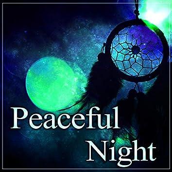 Peaceful Night - Sleepy Sleep, Relaxing Music, Cool Night, Calm Rest