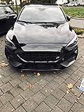 Focus ST MK4 Gel-Embleme Inlay Front+Heck freie Farbwahl (Weiß)
