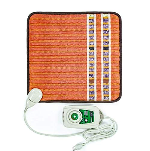HealthyLine 3-in-1 Mesh Infrared Heating Pad - 72inx 24in - Full Body Effective Pain Relief - [FSA Eligible] - Flexible Mat, Adjustable Time - Temp, 154 of Jade Tourmaline Stone, 200 Watt, 16 lbs