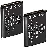 BM Premium 2-Pack of LI-42B Batteries for...