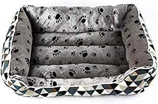 ZINNI Pet-Houses - Dog Beds Mat Dog Bench Pet Beds For Small Medium Large Dogs Cat Pitbull Puppy Bed Kennel Pet Products D...