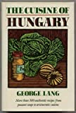 The Cuisine of Hungary