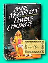 Vtg Anne McCaffrey / Damia's Children / Signed Bookplate / First Edition, 1993