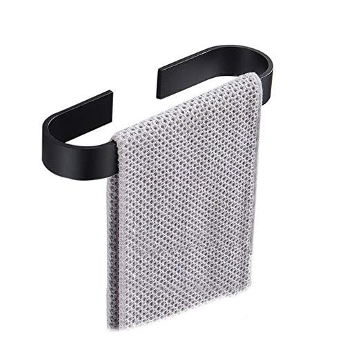 Wandbehang Handtuchhalter Badezimmerregal Perforiert Kostenlos U-förmig Verbreitert Verdickt Handtuchhalter WC Küchenzubehör, 25CM