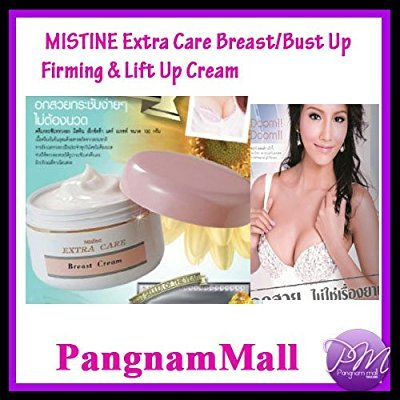 Mistine Extra Care Breast/bust up Firming & Lift up Cream 100g. Amazing in Thailand