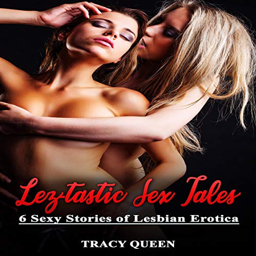 Lez-tastic Sex Tales audiobook cover art