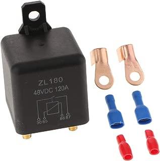 perfk KFZ Auto Kippschalter Druckschalter Schalter Wippschalter,12V 20A 30mm x 20mm x 20mm
