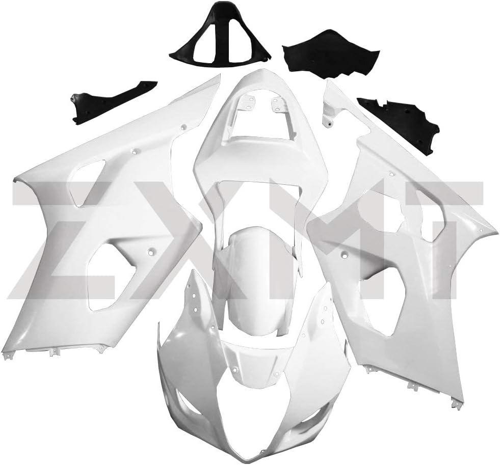 ZXMT Unpainted Fairing Super-cheap Kit Motorcycle Fairings for GSXR Max 82% OFF 1 Suzuki