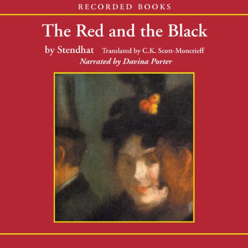 The Red and the Black  Audiolibri