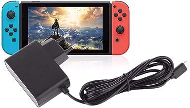 Fonte Para Nintendo Switch Carregador 100-240v Bivolt