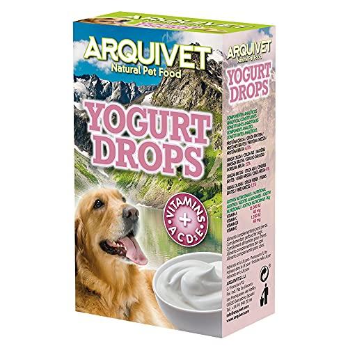 Arquivet Yogurt Drops - snaks para Perros - 65 g