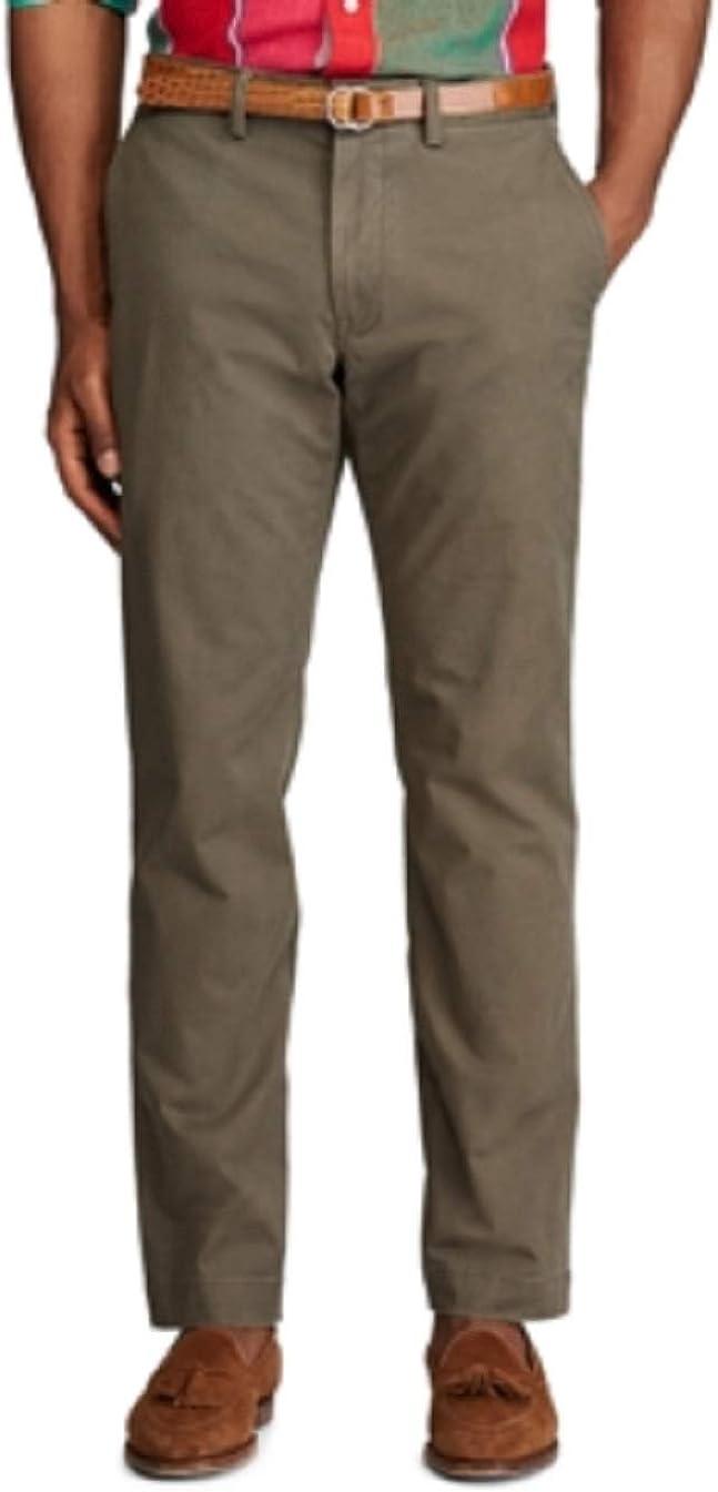 Polo Ralph Lauren Men's Pants Cotton/Elastane Blend M Classics