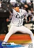 BBMベースボールカード 野田昇吾 西武 #376 レギュラーカード 2019年 2ndバージョン