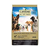 Canidae All Life Stages Dry Dog Food, Chicken, Turkey, Lamb and Fish Meals, 5lbs