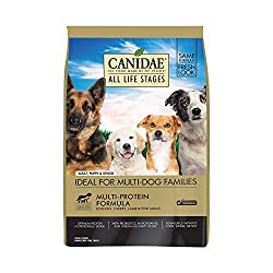 Canidae Life Stages Dry Dog Food for Puppies, Adults, and Seniors