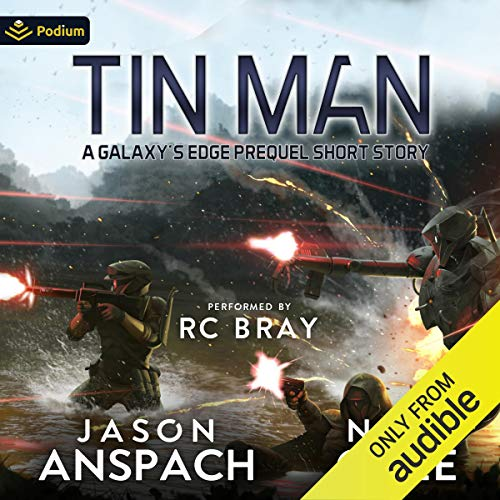 Tin Man: A Galaxy's Edge Prequel