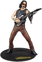McFarlane Toys Cyberpunk 2077 12-inch Scale Johnny Silverhand Deluxe Figure