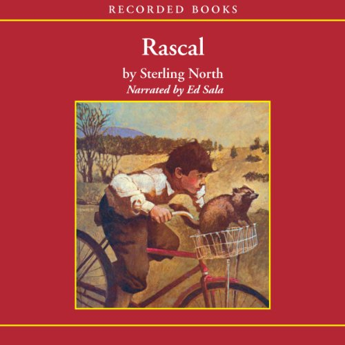 Rascal audiobook cover art