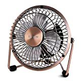 Glamouric usb扇風機 卓上扇風機 レトロ