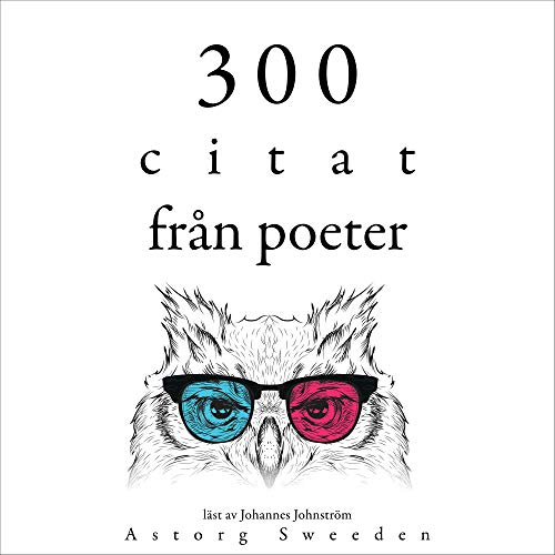 Couverture de 300 citat från poeter