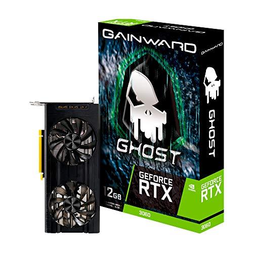 GPU NV RTX3060 12GB GHOST GD6 256BITS GAINWARD / PALIT NE63060019K9-190AU