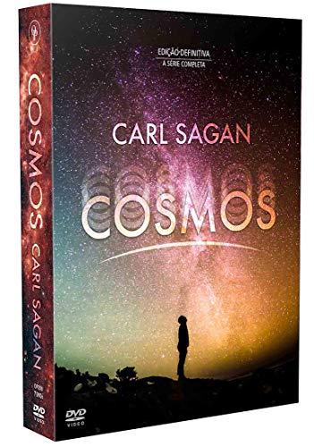 Cosmos - Carl Sagan: A Série Completa - Edição Definitiva! [Digipak com 7 DVD'S]