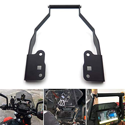 For Sale! XKMT- GPS Phone Navigation Bracket Stand Holder Compatible with BMW F750GS F850GS 2018 2019 Black