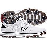 Callaway Men's Coronado Golf Shoe, White, 12