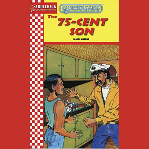 The 75-Cent Son audiobook cover art
