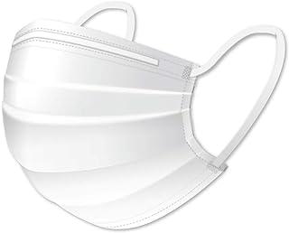 キャプテンスタッグ(CAPTAIN STAG) マスク 使い捨てマスク 不織布マスク 三層構造 ガードマスク 耳が痛くなりにくい 7枚入り ふつうサイズ UW-5004