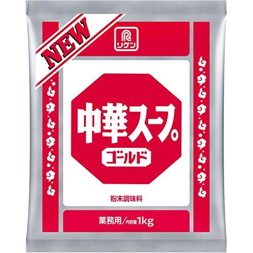 リケン 中華スープ ゴールド 1kg