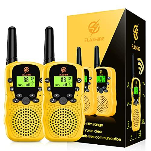 Toy zee Walky Talky Niños, Juguetes Niños 3-12 Años walkie-Talkie Regalos para Niñas de 8 9 10 años Juguetes Niños 3-12 Años Mas Vendidos Regalos para Niñas de 11