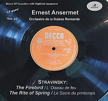 LP Pure, Vol. 41: Ansermet Conducts Stravinsky (Historical Recordings)
