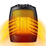 Antarctic Star Space Heater, Portable Heater Electric Ceramic Fan Small...