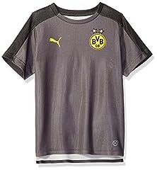Puma Camiseta Borussia Dortmund 2018/2019 Hombre sin Sponsor Logo