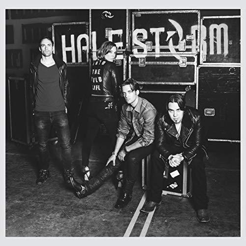 Into the Wild Life (Edited) [Audio CD] Halestorm
