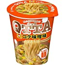 マルちゃん MARUHAN QTTA コク味噌味 87g ×12個
