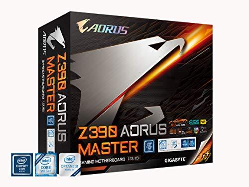 Build My PC, PC Builder, Gigabyte Z390 AORUS MASTER
