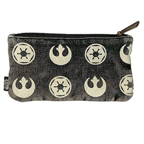 Estuche con símbolo imperial de Star Wars Rebel