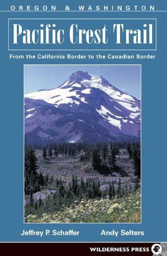 Pacific Crest Trail: Oregon and Washington
