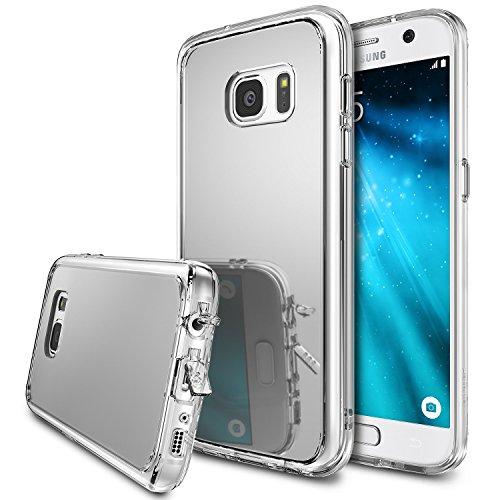 Funda Galaxy S7, Ringke [FUSION MIRROR] reflexión brillante Radiante de lujo...