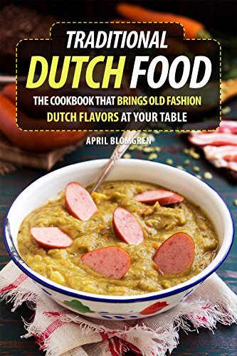 Traditional Dutch Food by Blomgren, April ebook deal
