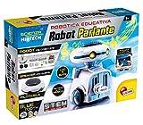 Ascolta la tua musica dal tuo robot tramite il tuo smartphone Guida il tuo robot con la app Usa il braccio e la app per far disegnare il tuo robot Facile e divertente