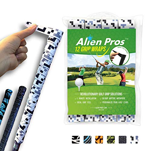 Alien Pros Golf Grip Wrapping Tapes