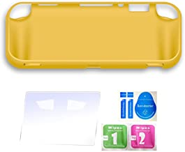 Miaoqian Substituição da caixa de proteção fosca ia tpu shell para nintendo switch lite acessórios da pele com 4 slots de ...
