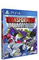 Transformers Devastation (輸入版:北米) - PS4