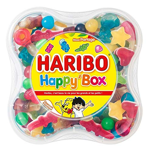 Haribo Happy Box 600 Gramm
