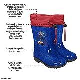 Zoom IMG-2 perletti stivali pioggia bambini uomo